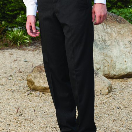 Boys pleated trousers